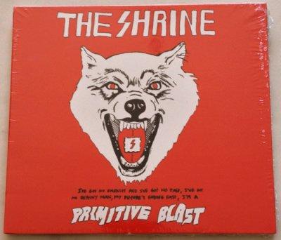 画像1: THE SHRINE -PRIMITIVE BLAST- CD