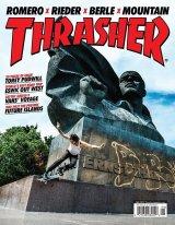 THRASHER MAGAZINE -8月号 2014-