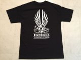 HARDLUCK -HARD BOND- S/S tee color:[black] size:[M]