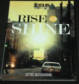 FOCUS MAGAZINE -RISE and SHINE- DVD
