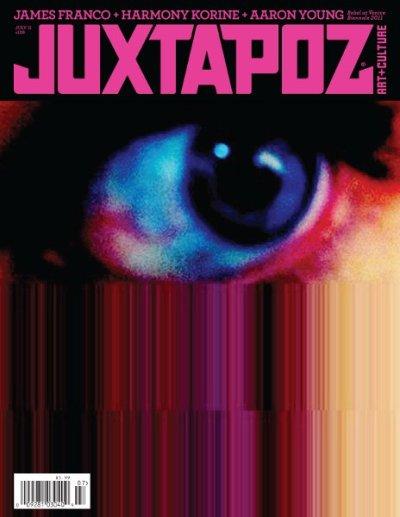 画像1: JUXTAPOZ -07 2011- Art&Culture magazine