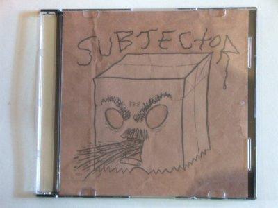 画像1: SUBJECTOR -BROWN BAG DEMO- CD(全9曲)