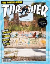 THRASHER MAGAZINE -8月号 2012-