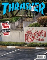 THRASHER MAGAZINE -10月号 2012-