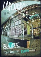 LAPOVER -ISSUE 002- NOV 2012
