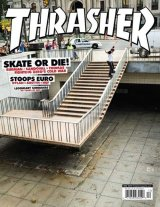 THRASHER MAGAZINE -12月号 2013-