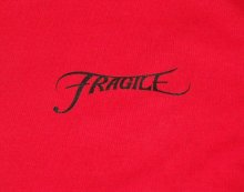 他の写真3: FRAGILESKATE -CROSS LOGO- ロングスリーブTee color:[red/black] size:[M]
