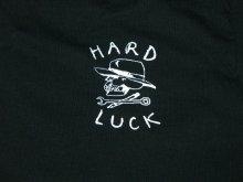 他の写真3: HARDLUCK -LOGO- S/S tee color:[black] size:[L]
