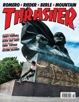 THRASHER MAGAZINE -8月号 2014-