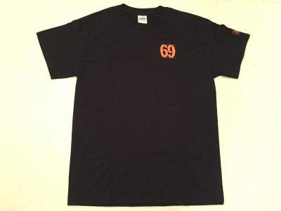 画像1: FELEM -69- S/S tee color:[black] size:[M]