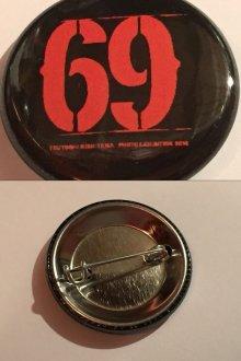 他の写真1: FELEM -69- 缶バッジ 2個セット color:[black & red]
