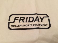 他の写真2: FRIDAY WHEEL -ROLLER SPORTS EQUIPMENT- S/S tee color:[white] size:[M]