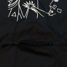 他の写真3: MAKA LASSI -FLOWER- ウィンドブレーカー color:[black] size:[M]