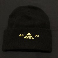 BRICKS BRAND -RELIC 69 73 LONG BEANIE- ビーニー color:[black]