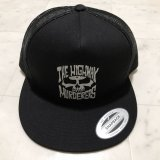 THE HIGHWAY MURDERERS -LOGO- メッシュキャップ color:[white]