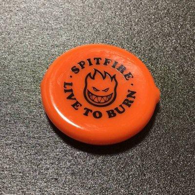 画像1: DELUXE SPITFIRE COIN POUCH コインホルダー color:[orange]