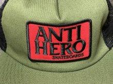 他の写真1: ANTI HERO -RESERVE PATCH- メッシュキャップ color:[olive/black]
