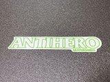 ANTI HERO -BLACK HERO- ステッカー size:[M]