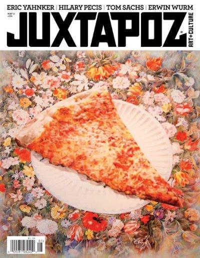 画像1: JUXTAPOZ -05 2011- Art&Culture magazine