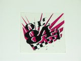 OL'84 -CHECKER- sticker