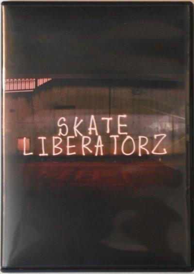 画像1: SKATE LIBERATORZ DVD