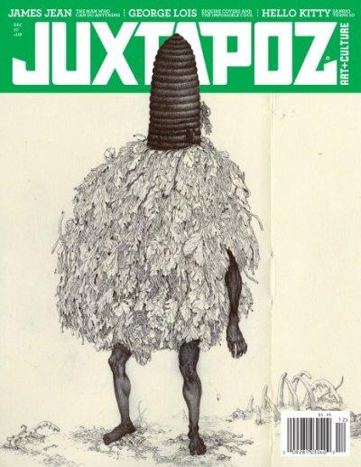 画像1: JUXTAPOZ -12 2010- Art&Culture magazine